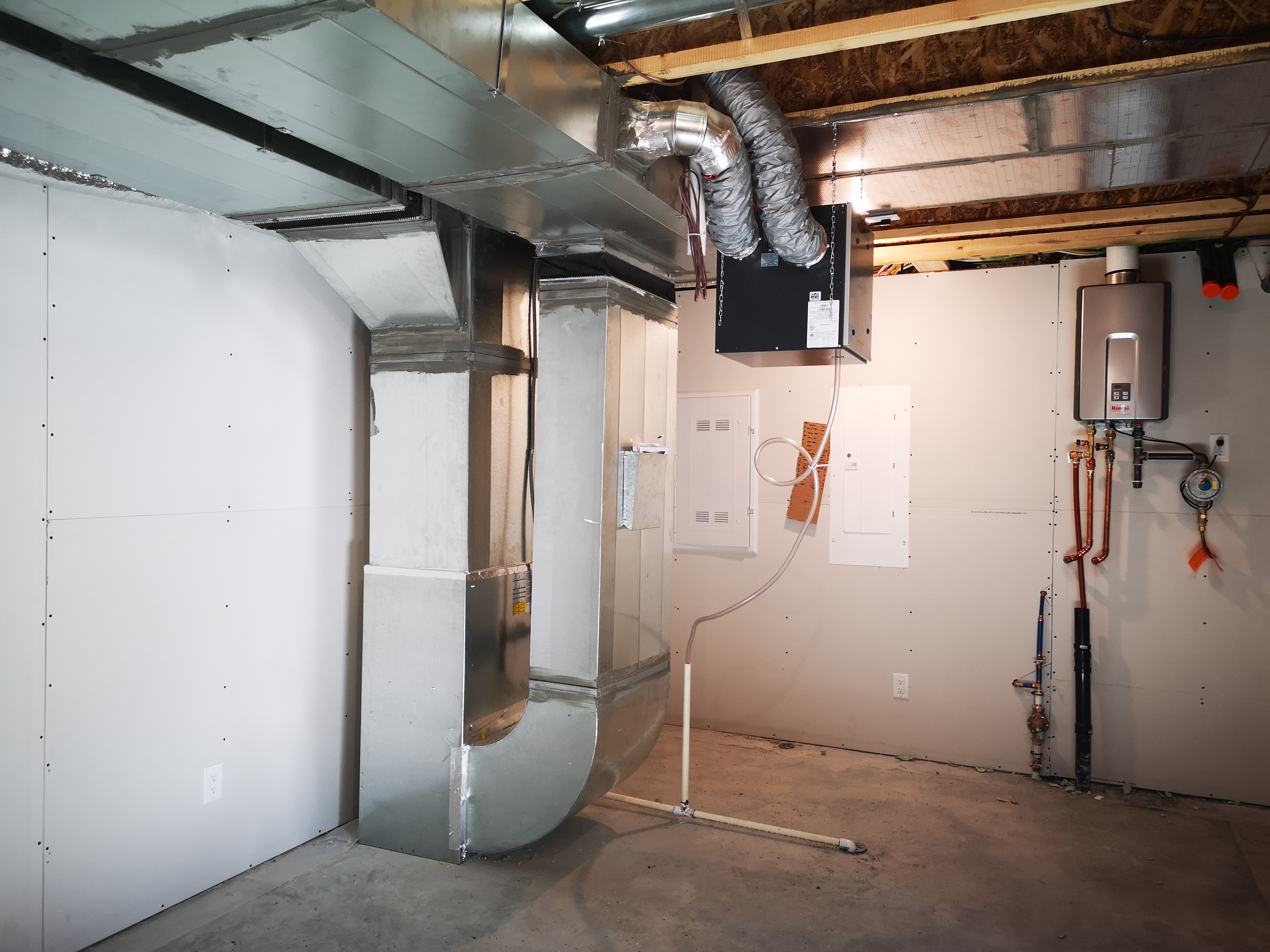 Royal bay Ductwork 1