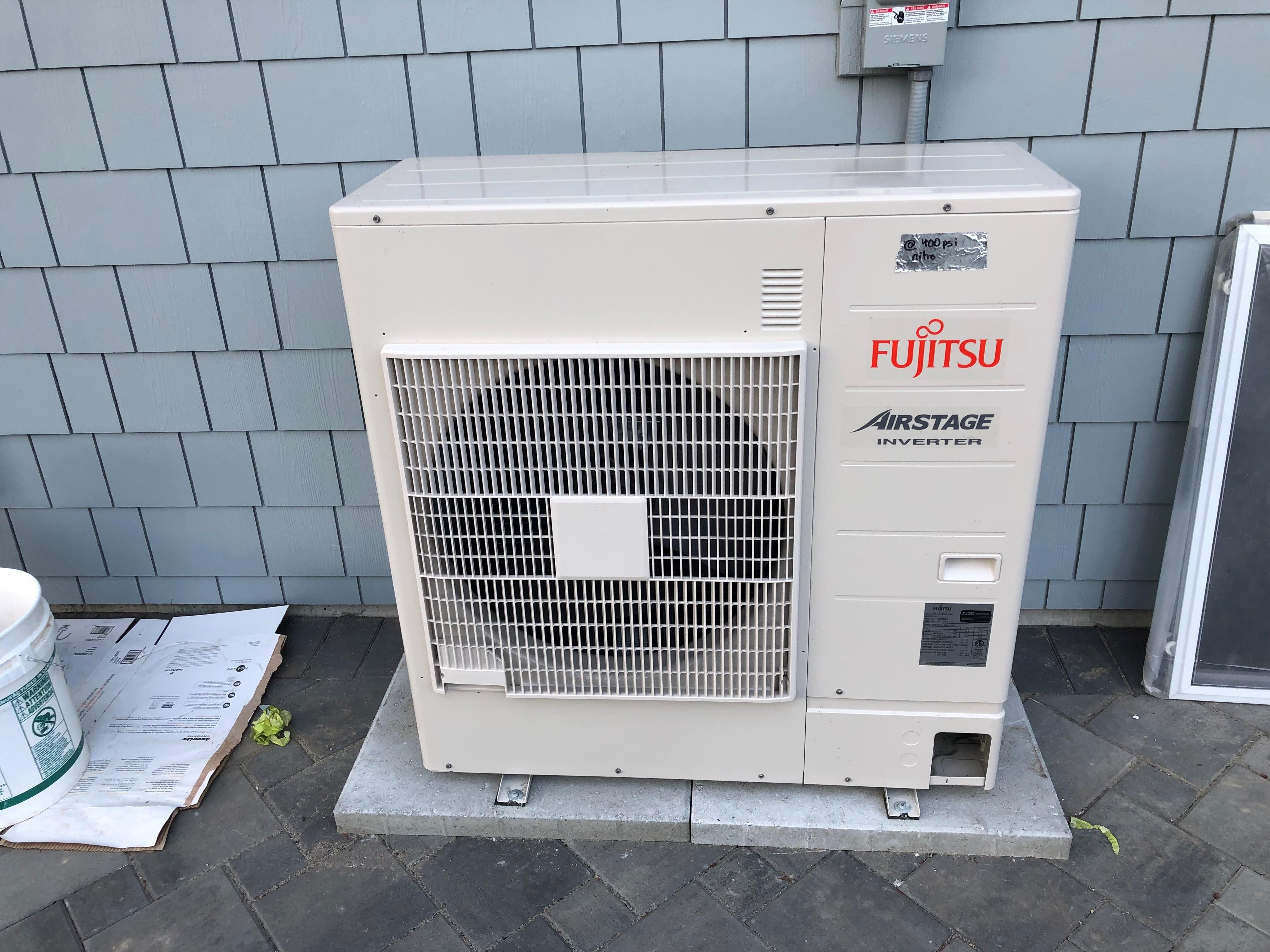 Fujitsu Inverter